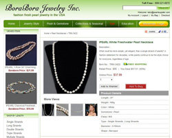 how to order borabora jewelry