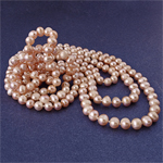 Traditional (100% freshwater pearl) necklaces